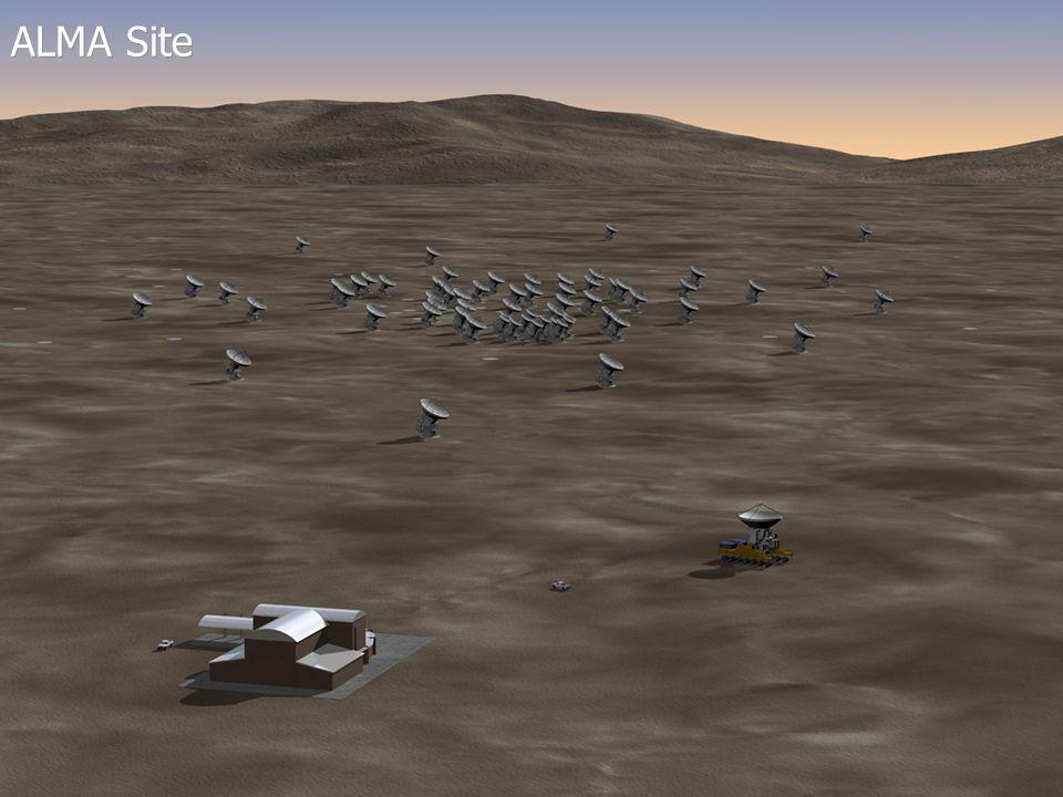 12 October 2007Space Telescope Science Institute ALMA Site