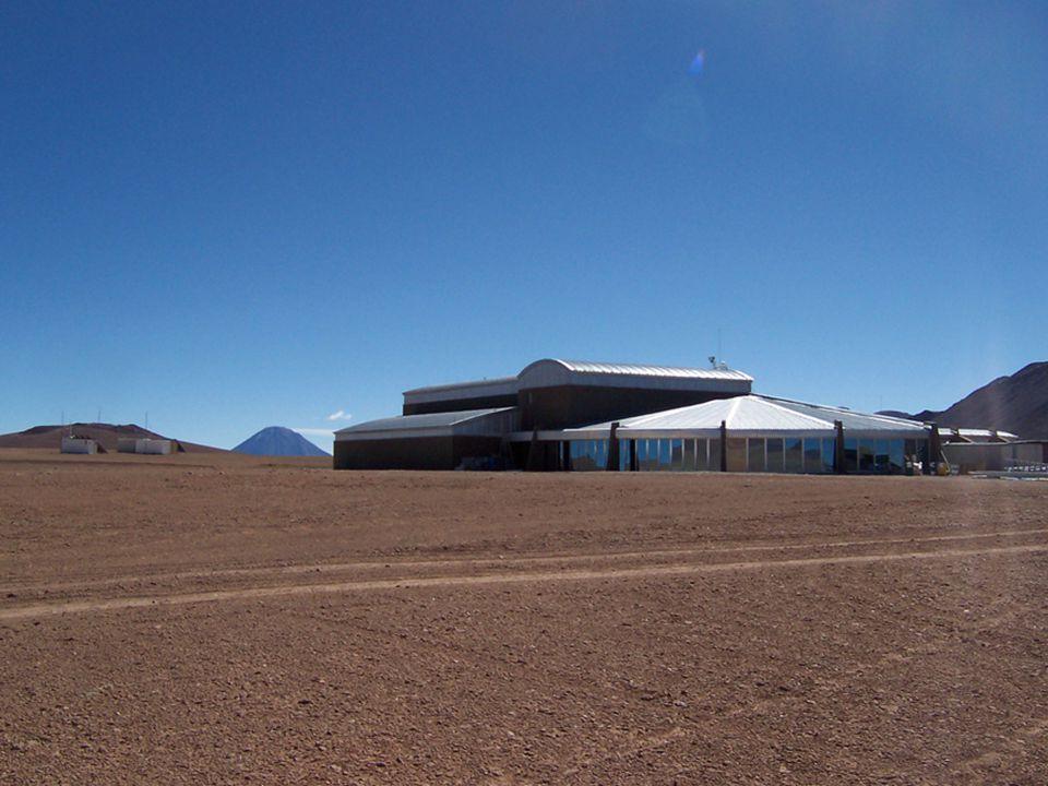 12 October 2007Space Telescope Science Institute ALMA buildings