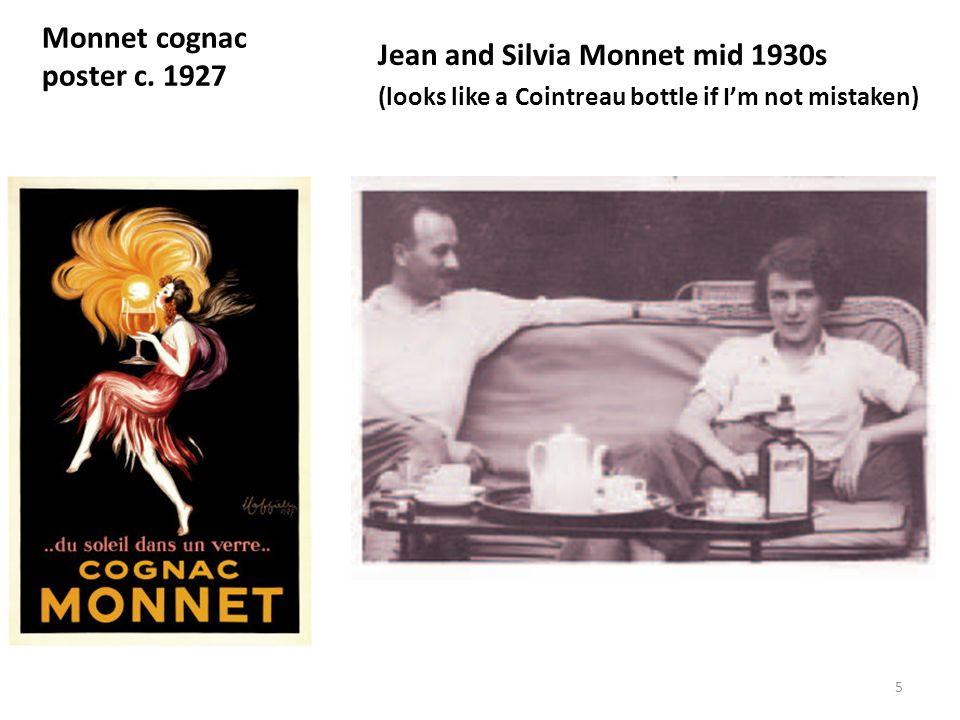 Monnet cognac poster c.