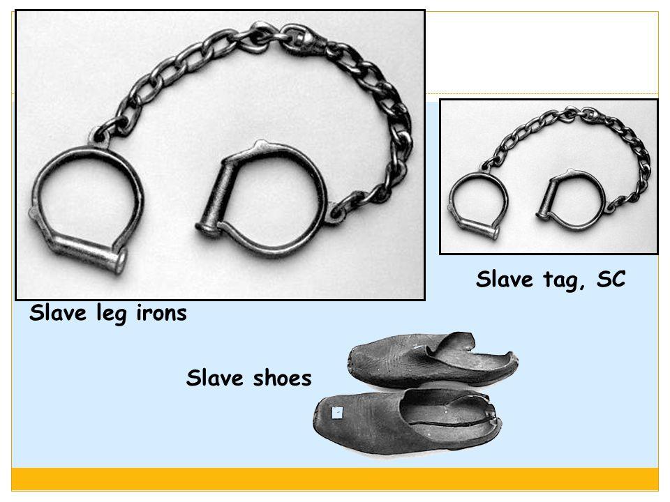 Slave leg irons Slave tag, SC Slave shoes