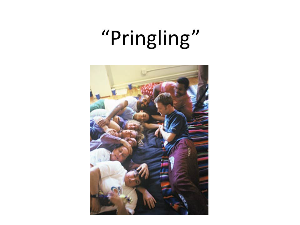 Pringling