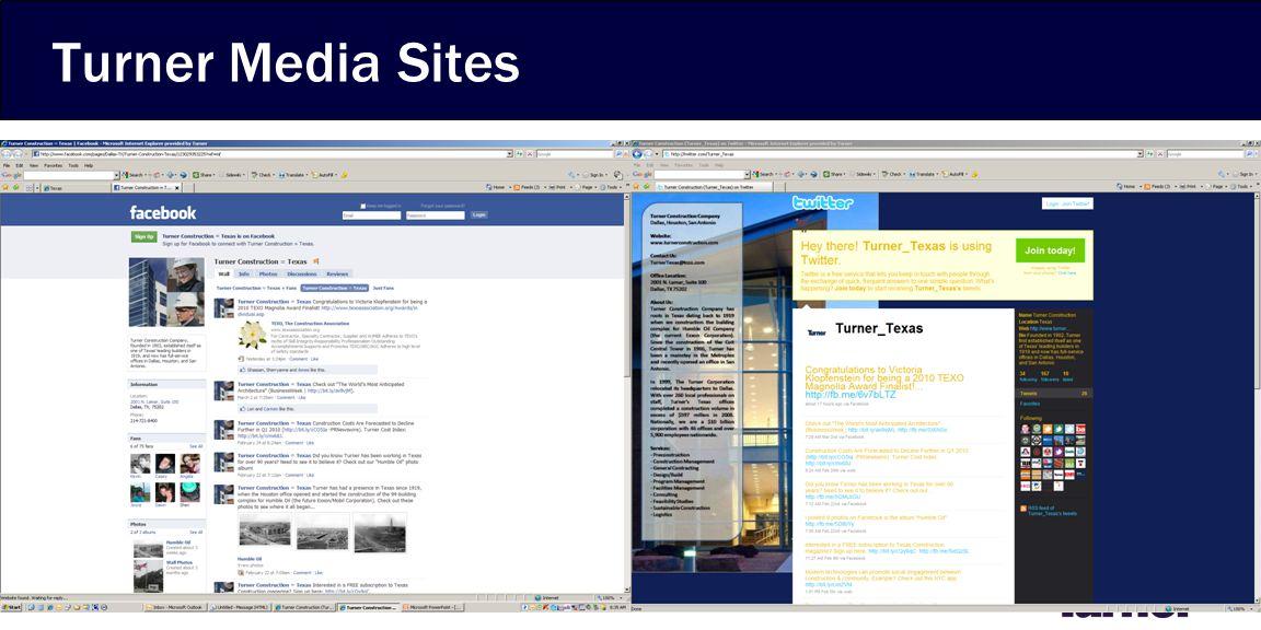 Turner Media Sites
