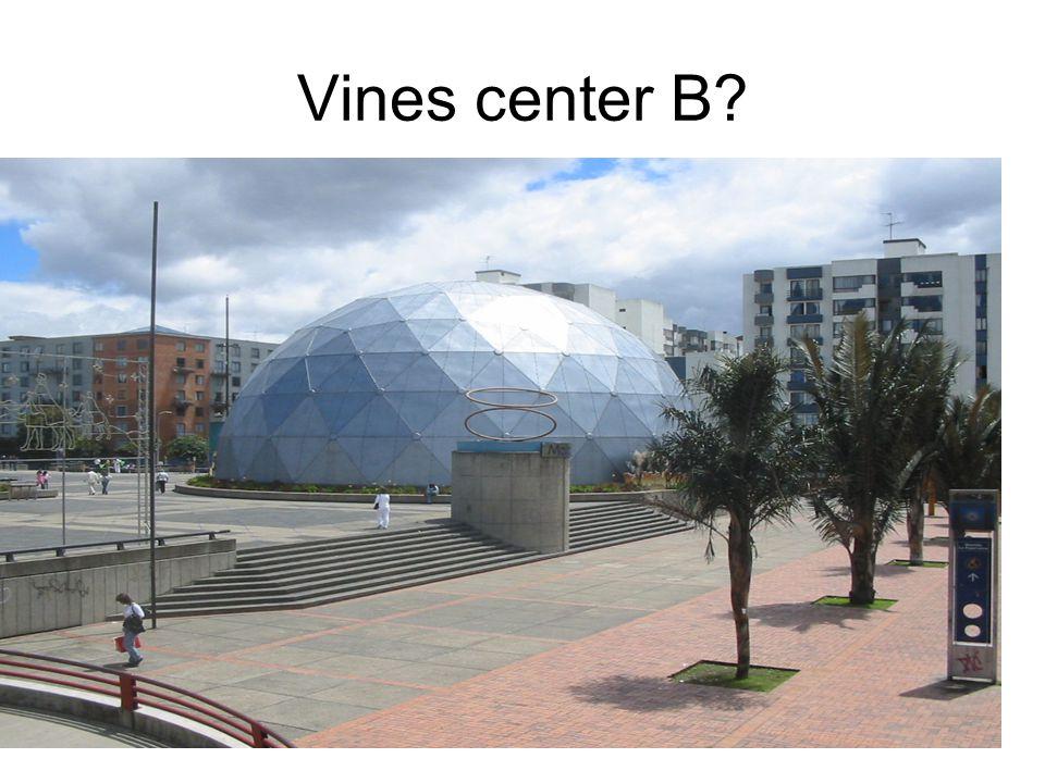 Vines center B