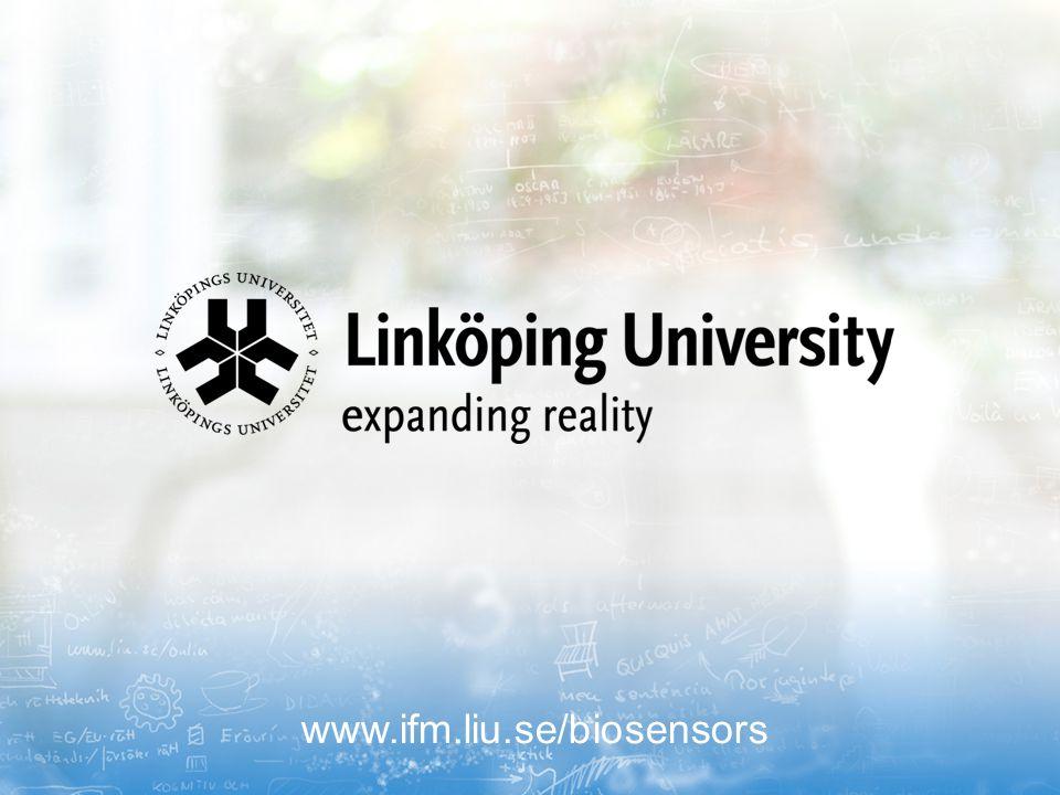 www.ifm.liu.se/biosensors