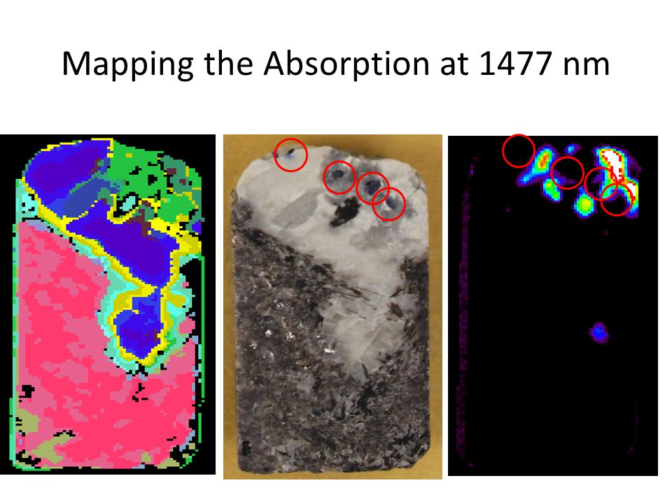 Mapping the Absorption at 1477 nm
