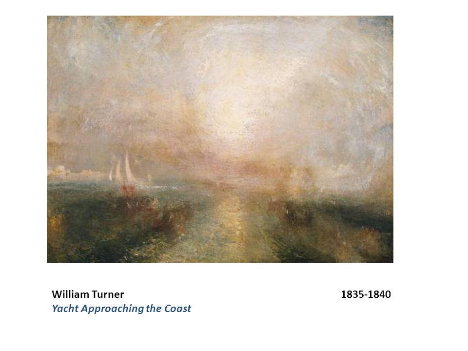 William Turner Flint Castle