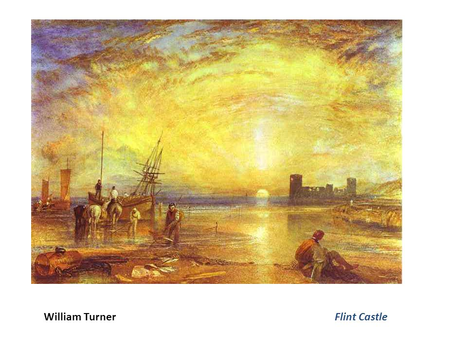 William Turner The Slave Ship