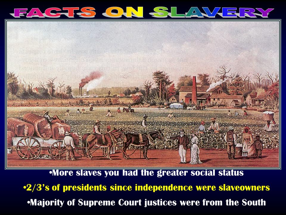 At the Constitutional ConventionAt the Constitutional Convention 3/5's Compromise3/5's Compromise 1807, imported slaves was abolished in the U.S.1807,