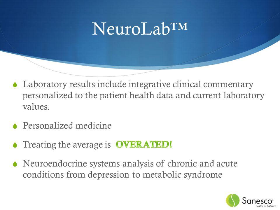 NeuroLab™