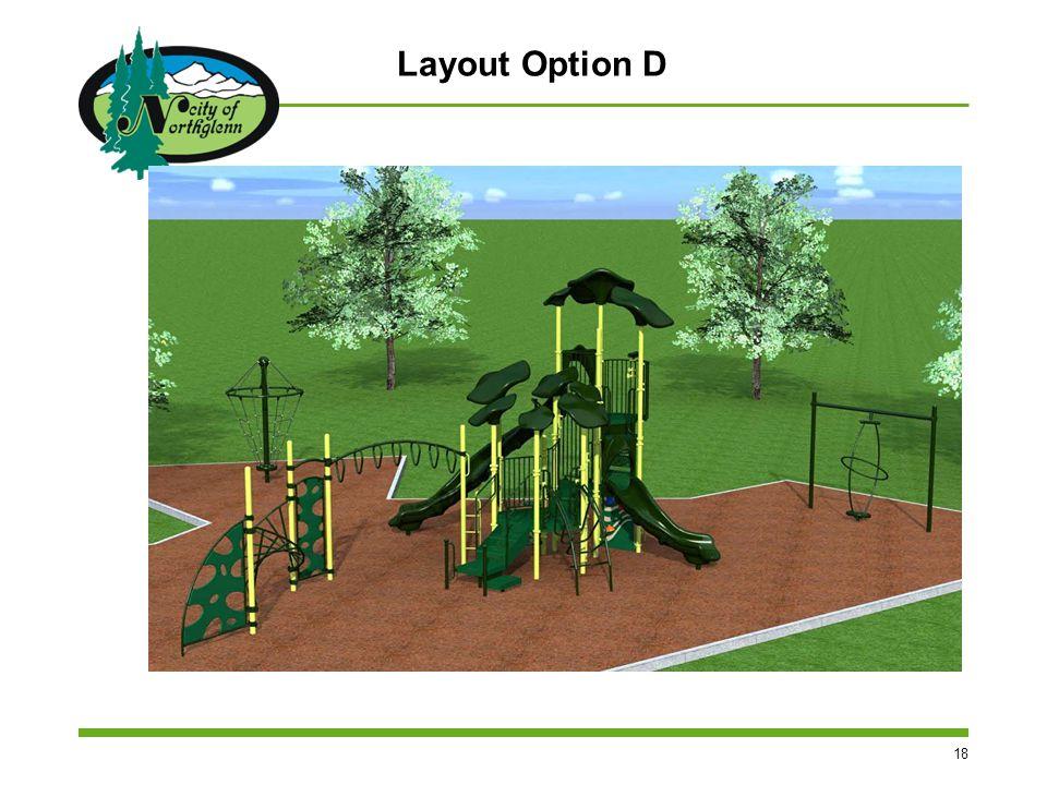 18 Layout Option D