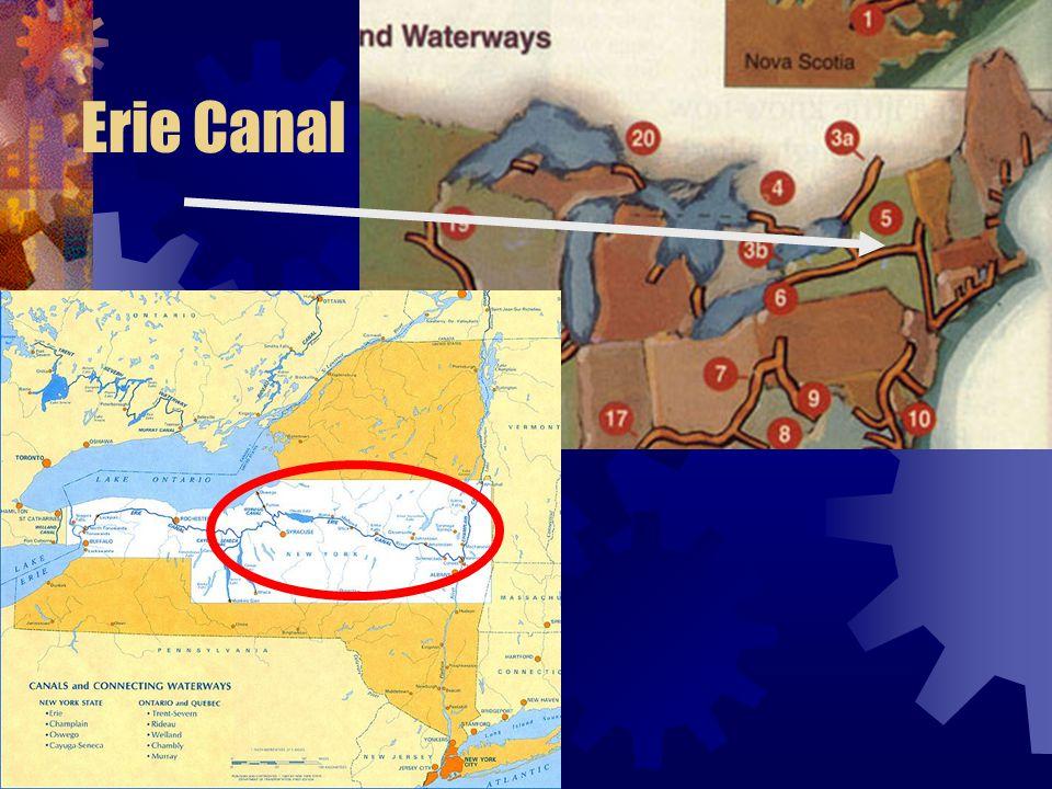 Roads & Canals U.S.