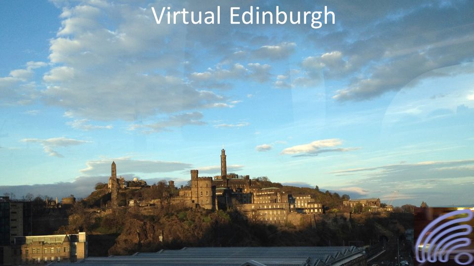 Virtual Edinburgh