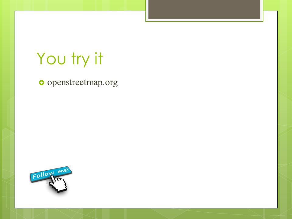 You try it  openstreetmap.org