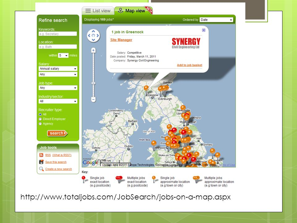 http://www.totaljobs.com/JobSearch/jobs-on-a-map.aspx