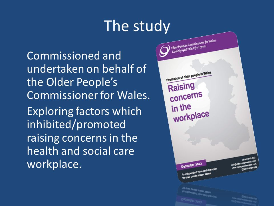 Background: organizational failure and silence Healthcare literature often suggests that when organizations unexpectedly fail employees remain silent Silence is the dominant response within many organisations (Morrison and Milliken 2000: 707) Cultures of silence exist within healthcare (Moore and McAuliffe 2012: 333).