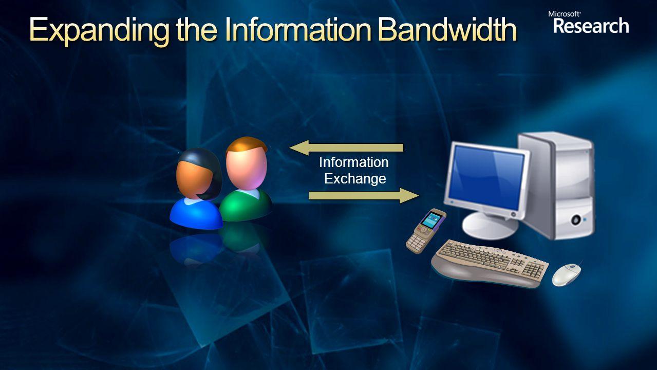 Information Exchange