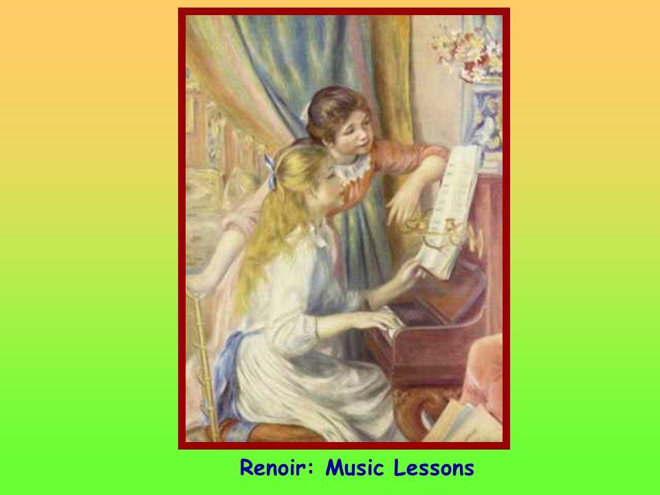 Renoir : Moulin Galette