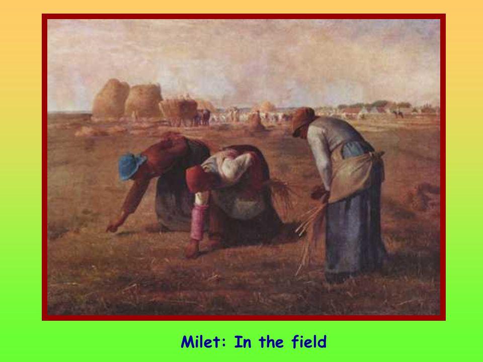 Milet: Harvest