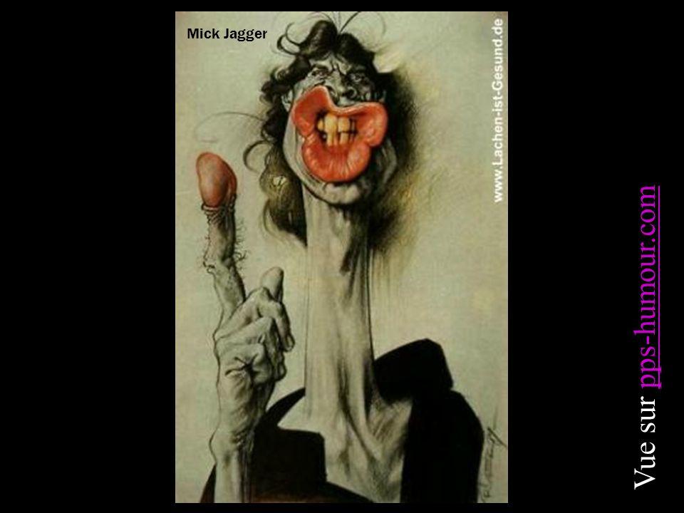 Mick Jagger Vue sur pps-humour.compps-humour.com