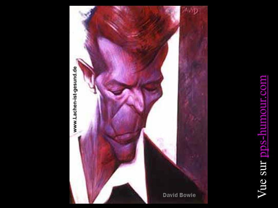 David Bowie Vue sur pps-humour.compps-humour.com