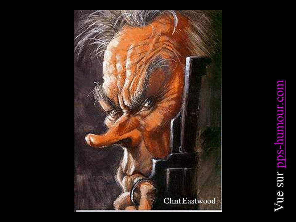 Clint Eastwood Vue sur pps-humour.compps-humour.com
