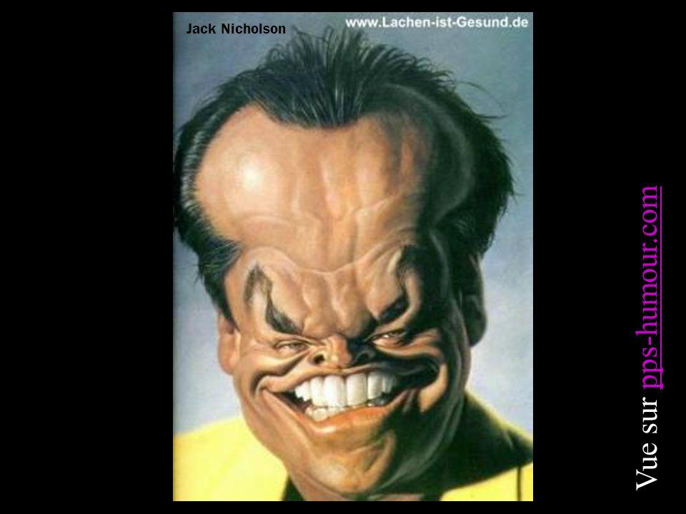 Jack Nicholson Vue sur pps-humour.compps-humour.com