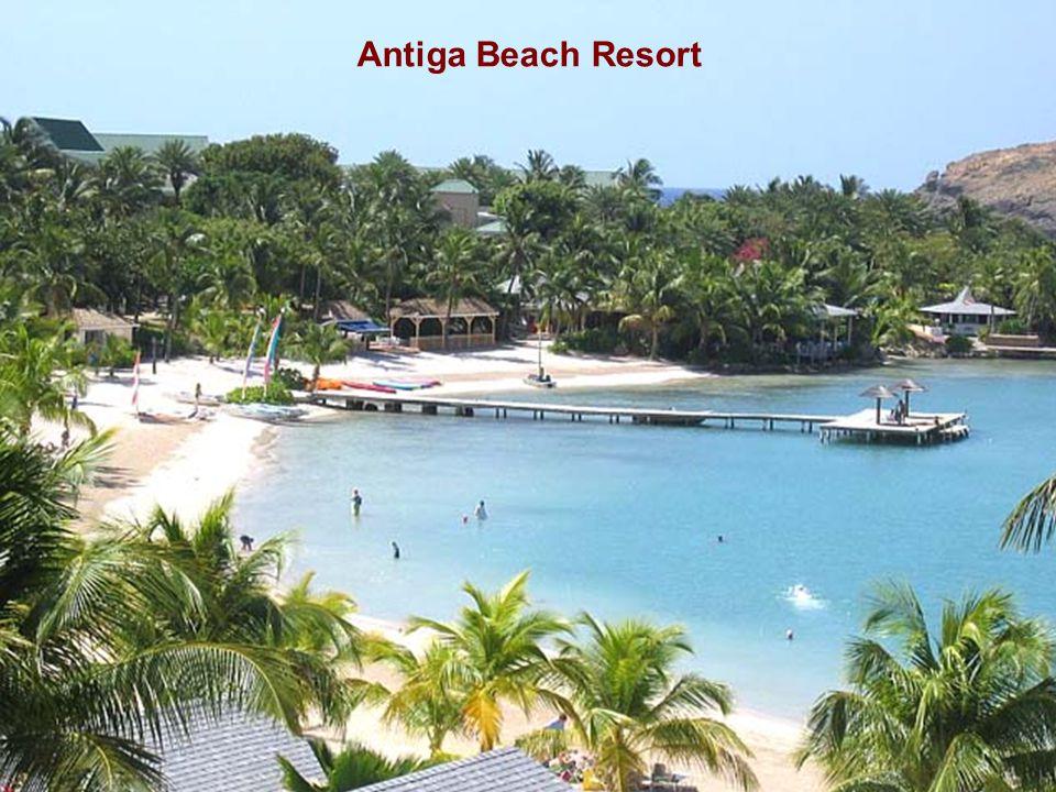 Antiga Bay