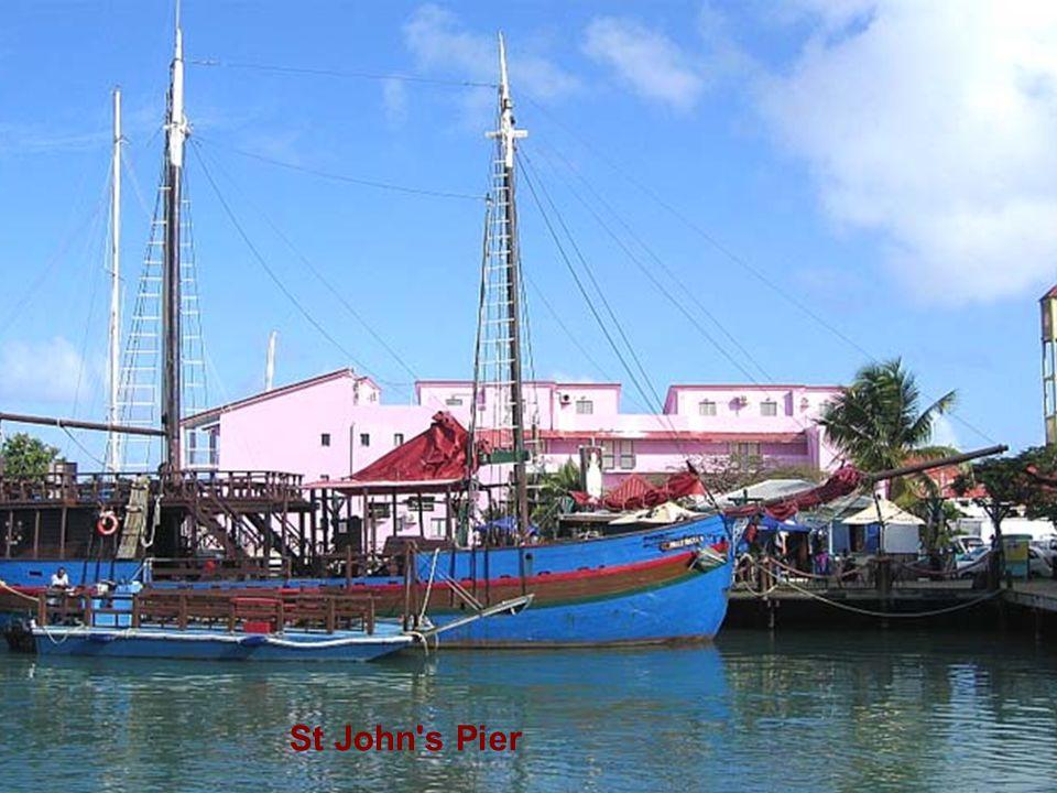 St John s Harbour