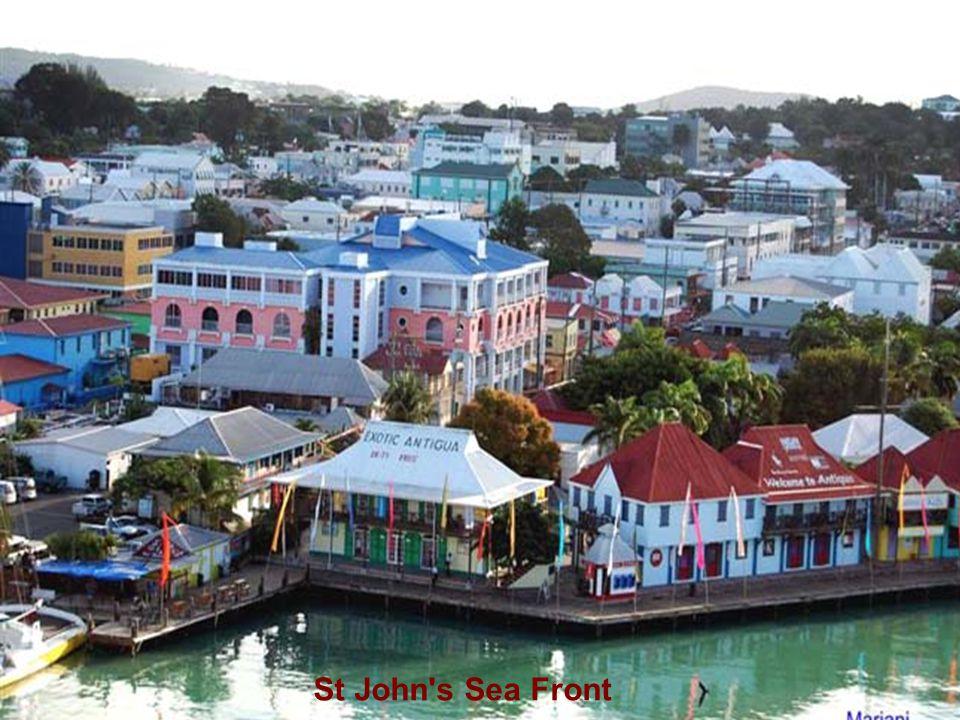 St John s Pier