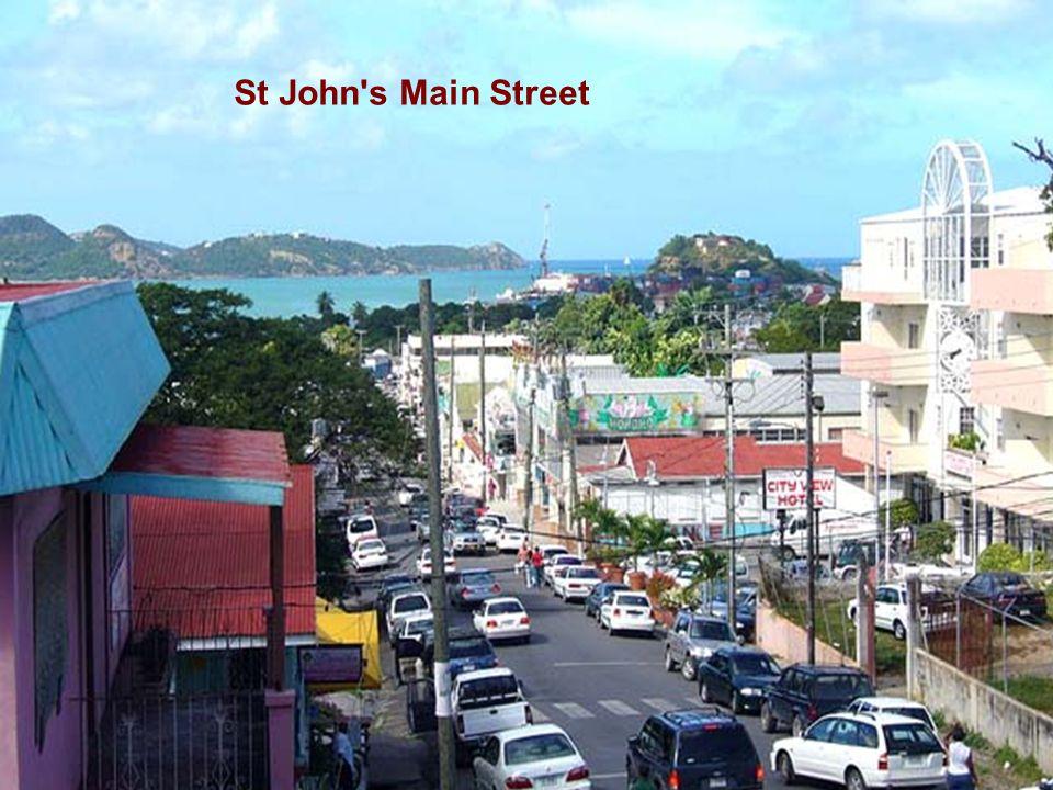 St John s Sea Front
