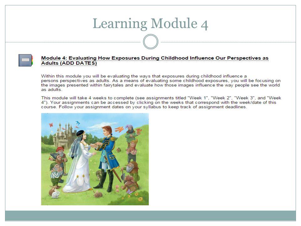 Learning Module 4