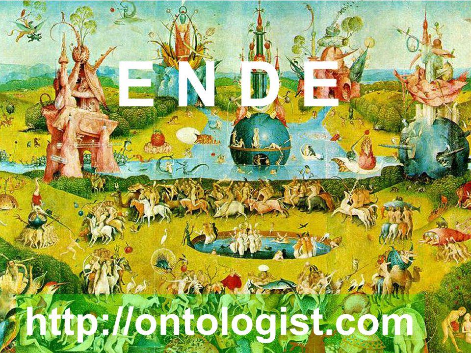 E N D E http://ontologist.com