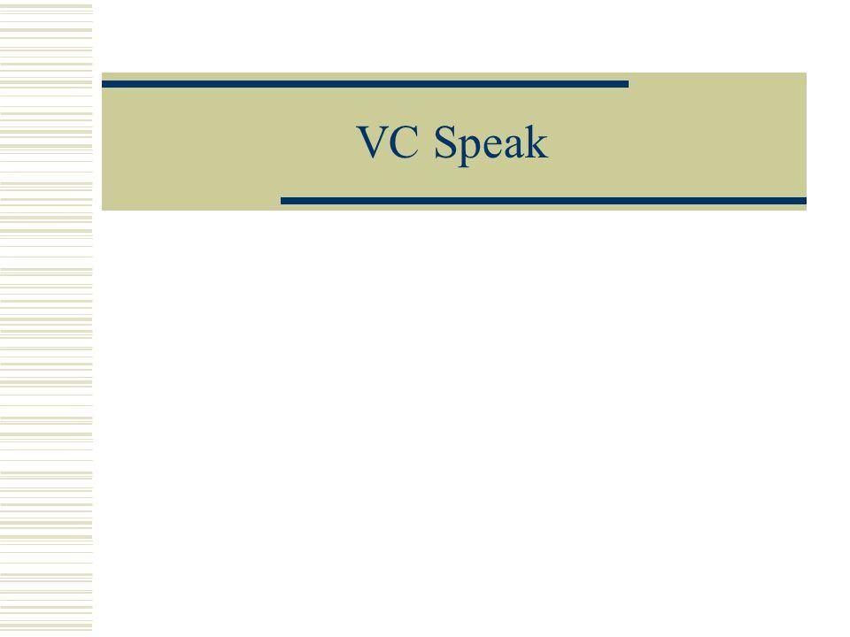 VC Speak