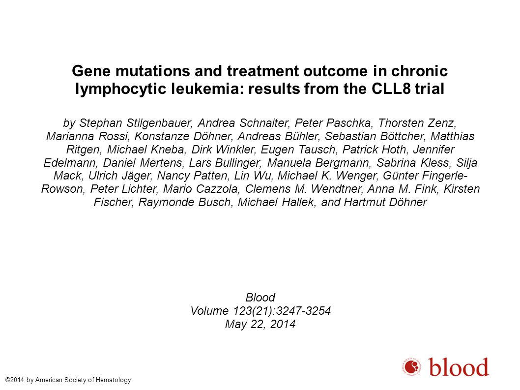Incidence and distribution of gene mutations, genomic aberrations, and IGHV status for the patients with all markers available (n = 573).