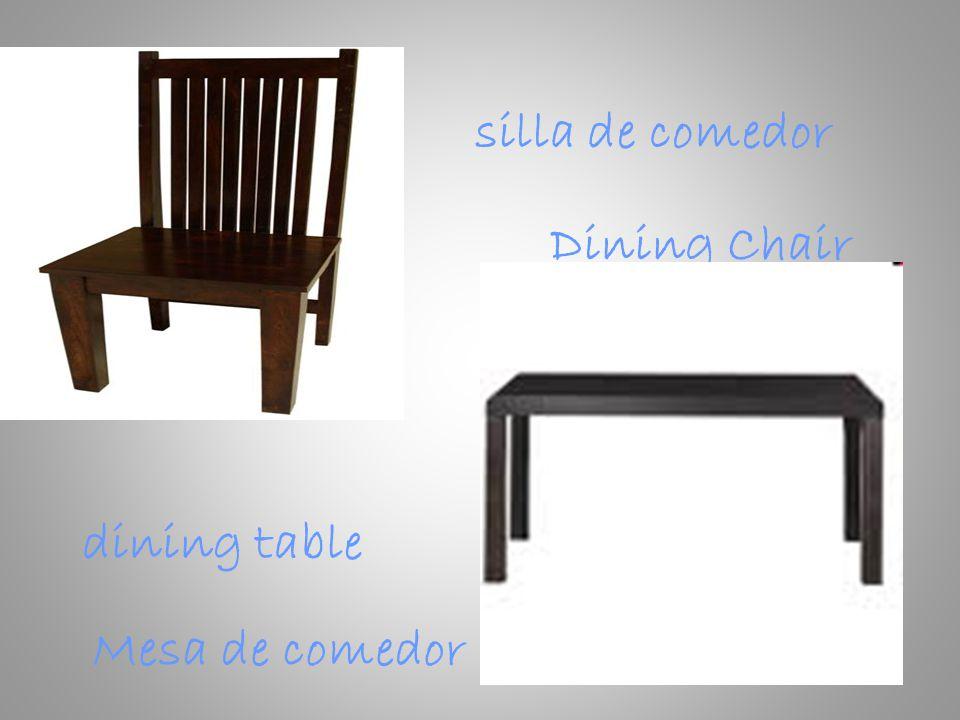 Dining Chair dining table silla de comedor Mesa de comedor
