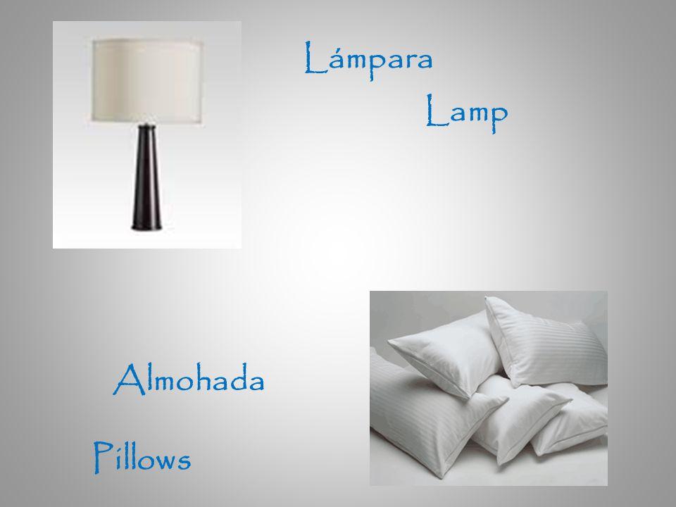 Almohada Pillows Lámpara Lamp
