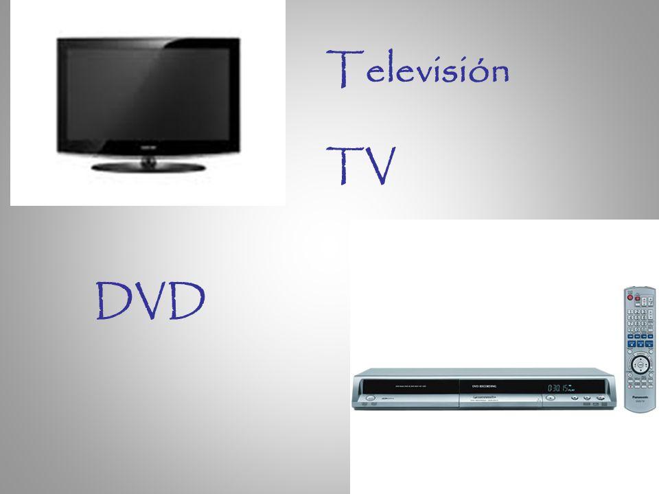 Televisión TV DVD