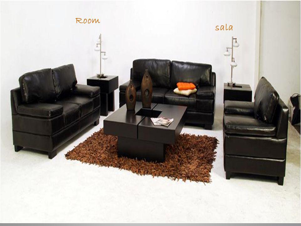 chair sillón coffee table Mesa de centro