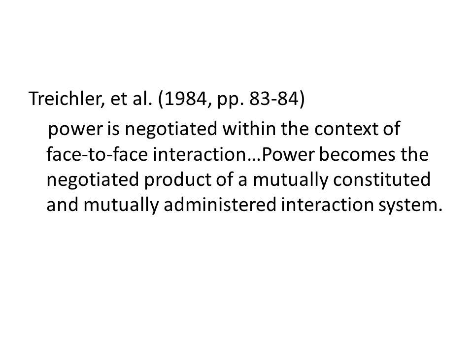 Treichler, et al. (1984, pp.