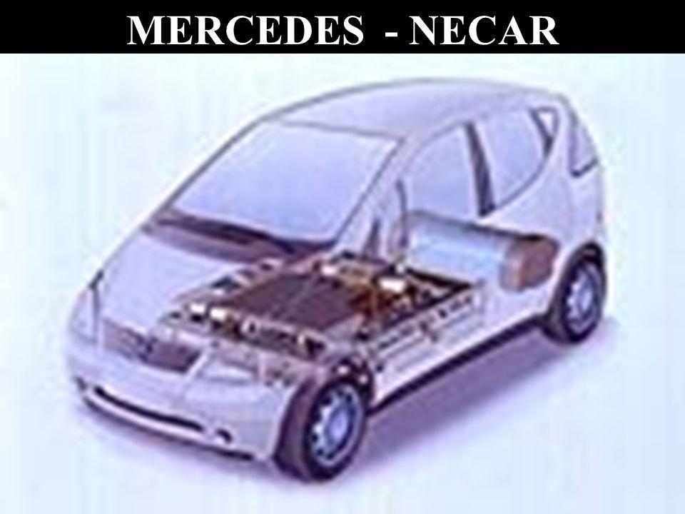 MERCEDES - NECAR