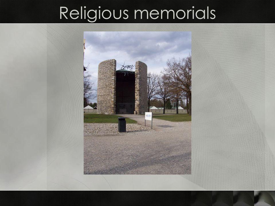 Religious memorials