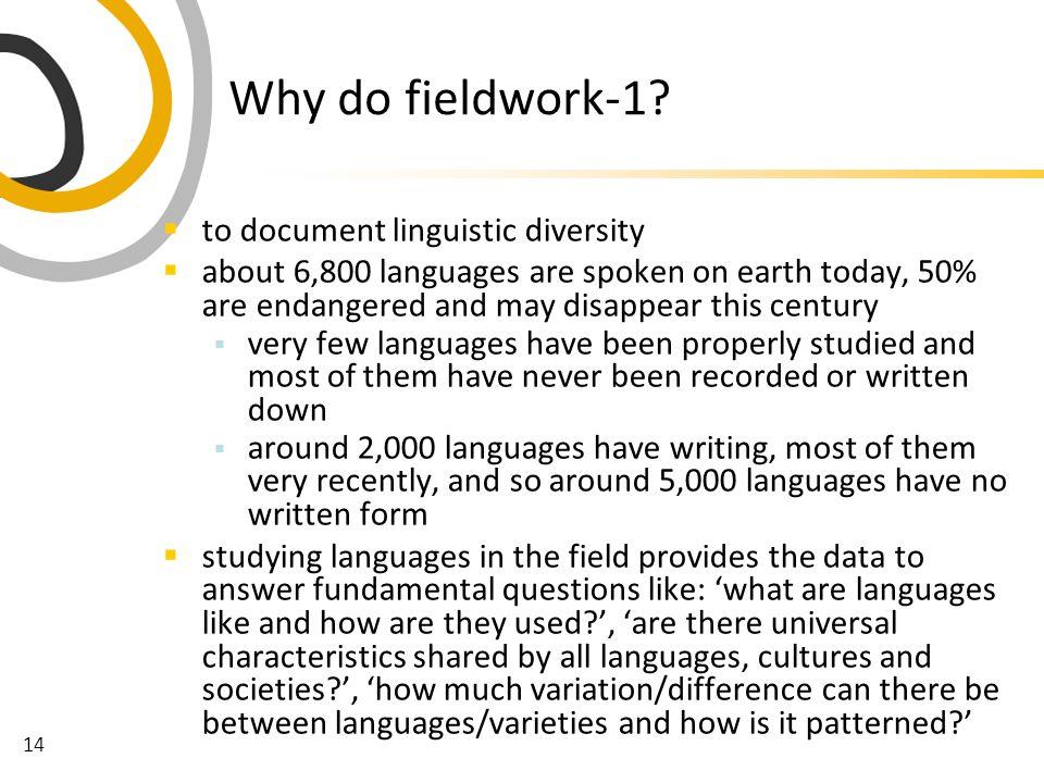 14 Why do fieldwork-1.