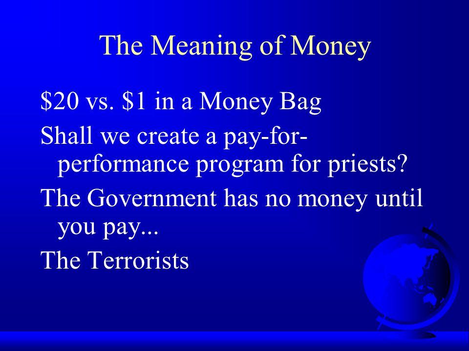 Why Do We Study Money Attitude.