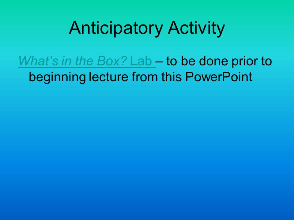 Agenda I.Atoms – Building Blocks of Matter & Subatomic Particles II.