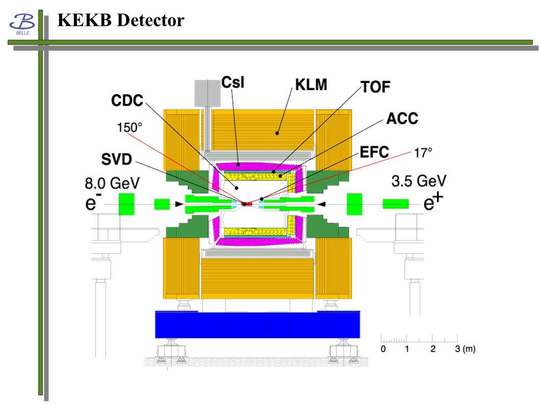 KEKB Detector
