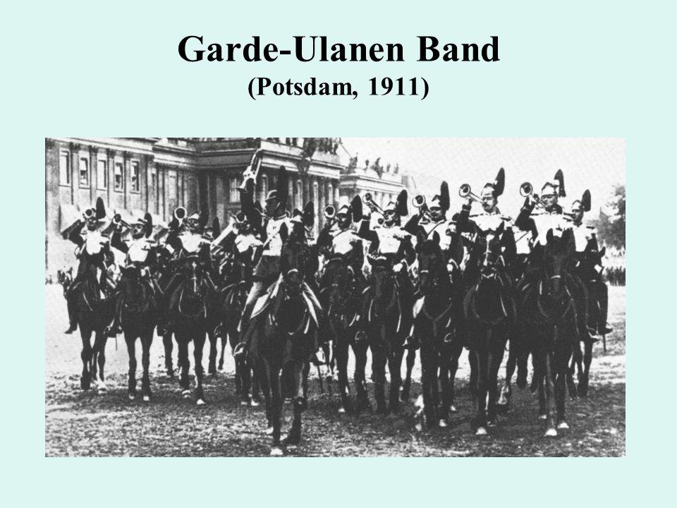 Garde-Ulanen Band (Potsdam, 1911)