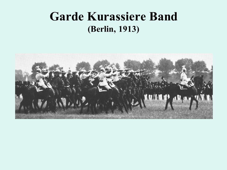 Garde Kurassiere Band (Berlin, 1913)