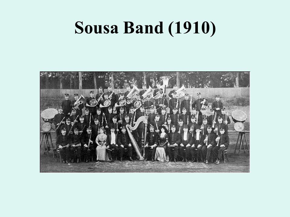 Sousa Band (1910)