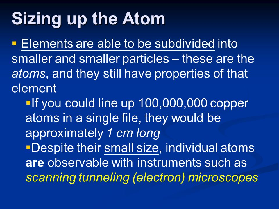 Structure of the Nuclear Atom OBJECTIVES: OBJECTIVES: Identify three types of subatomic particles.