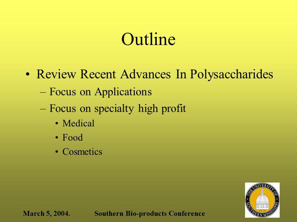 March 5, 2004.Southern Bio-products Conference HMHEC EFFECT OF SDS Nishikawa, Yekta, Pham Winnik, & Sau; Langmuir, (Dec, 1998), 14, 7119, COMICELLIZATION